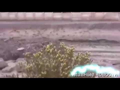 Прорыв дамбы в Курагинском районе!