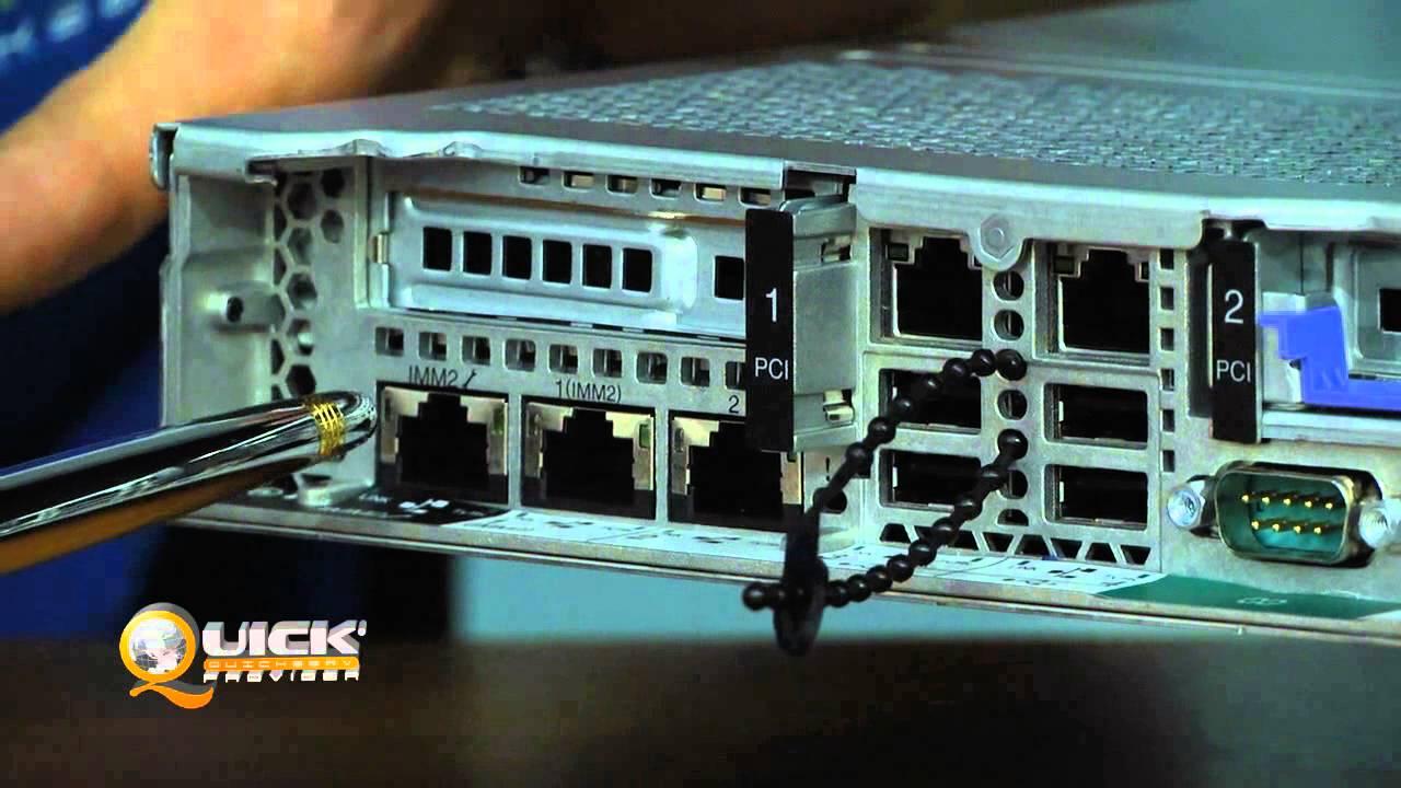 Ibm System X3550 M4 Youtube