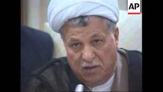 South Africa - Ali Akbar Hashemi Rafsanjani visits