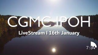 LiveStream - Saturday 16th January @ 8:00 pm