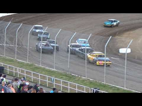 Grays Harbor Raceway, July 7, 2018, Outlaw Tuners A-Main