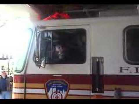 FDNY Engine Co. 238 Rolling Out