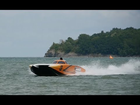 Powerboat Races in Dunkirk, NY