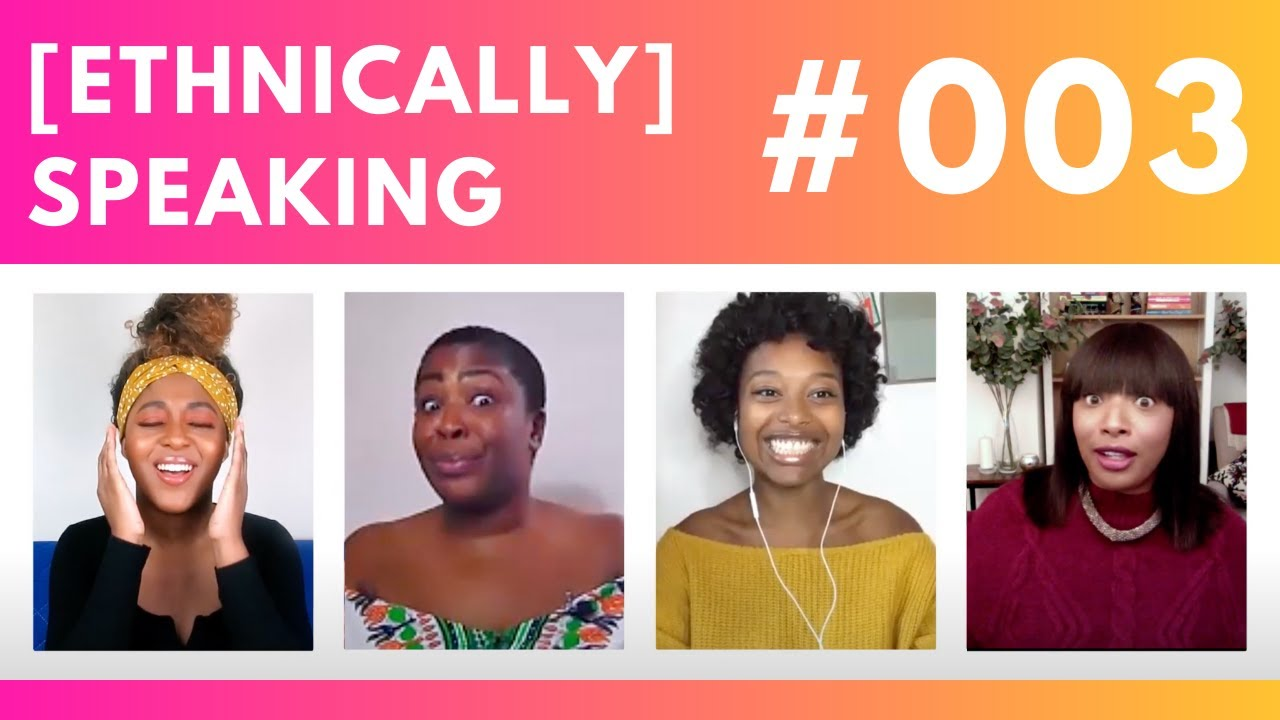 Social Distancing, Sexual Assault, Windrush Day & Buying Black | ETHNICALLY SPEAKING 3