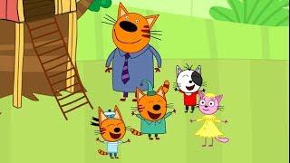 Три Кота Веселые Приключения | Игры Для Детей и Мультики | Мир Детских Игр | Три Кота #10