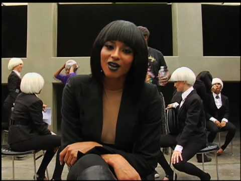 Ciara Go Girl Video Behind The Scenes Part 1