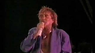 Rod Stewart Live in Argentina 1989-Every beat of my heart
