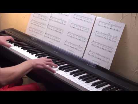In Christ Alone - Piano Solo | 40 Minutes Arrangement Challenge