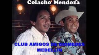 08.ORQUIDEA COLOMBIANA - DIOMEDES DÍAZ & COLACHO MENDOZA ( DOS GRANDES 1978)