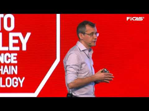 Crypto Valley Conference – Main stage B1 – Use Cases Sergey Udovenko – SIX Digital Exchange