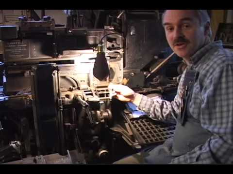 The Invention of the Linotype Machine (Jienne Alhaideri '13