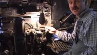 Present! - Linotype with Jim Gard