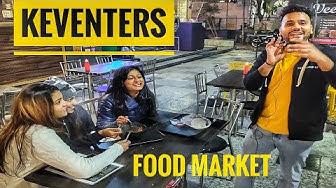 Keventers Food Market   Part-2   Surajmal Vihar   Karkardooma   Delhi