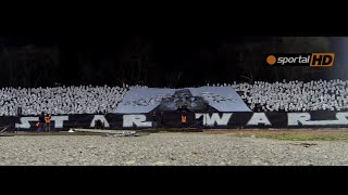 Star Wars Choreography by Soccer Fans of Bulgarian CSKA Sofia