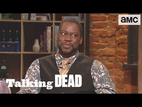 'Mo & Daryl's First Encounter w Lennie James' Highlights Ep. 826  Talking Dead