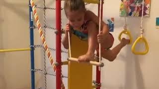Emma rester amazing 6 year old gymnast (40k)