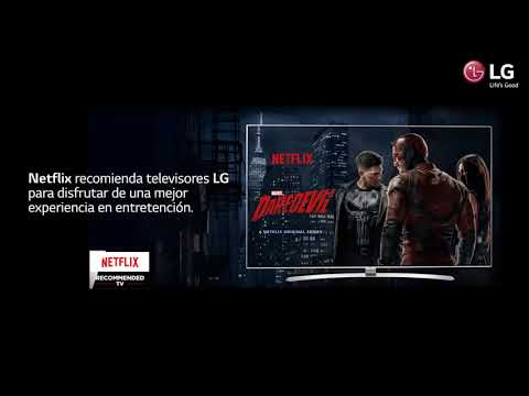 LG TV Netflix Recommended TV