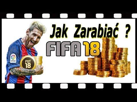 FIFA 18 Jak łatwo zarabiać - Karty na których zarobisz krocie !!! 💰 💥 💥 💥 💰