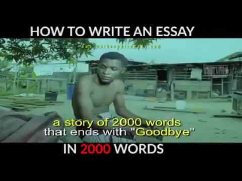 how to write an essay of word how to write an essay of 2000 word