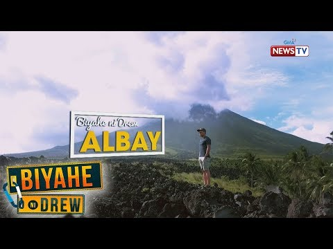 Biyahe ni Drew: Feeling hot, hot, hot in Albay! (Full episode)