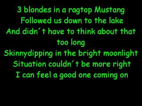 Good One Coming On By Blackberry Smoke (lyrics)