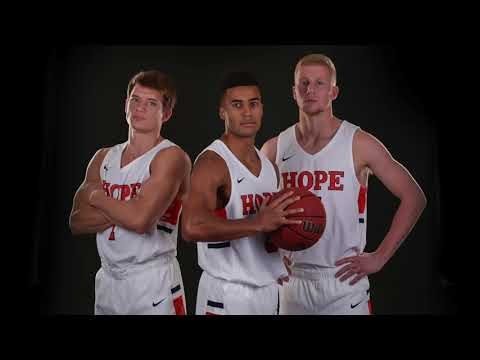 HOPE COLLEGE MEN'S BASKETBALL 2018 CLEAN WARM UP MIX