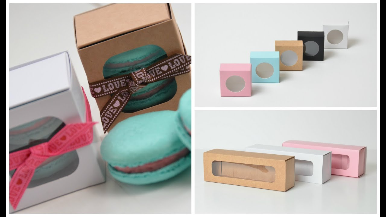 Packaging For Macarons Macaron packaging youtube macaron packaging sisterspd