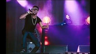 Wizkid in Ethiopia Stage Performance