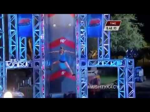 1 Woman Completely Owned the American Ninja Warrior Course