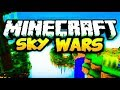 Minecraft skywars | i swear i was doing better before i started recording