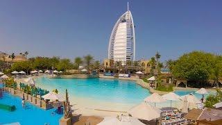 Wild Wadi Water Park w/ Tantrum Alley, Burj Surj & Master Blasters! Dubai UAE