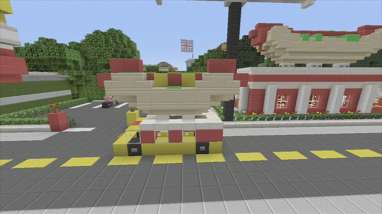 Minecraft Pixel Art Hot Dog