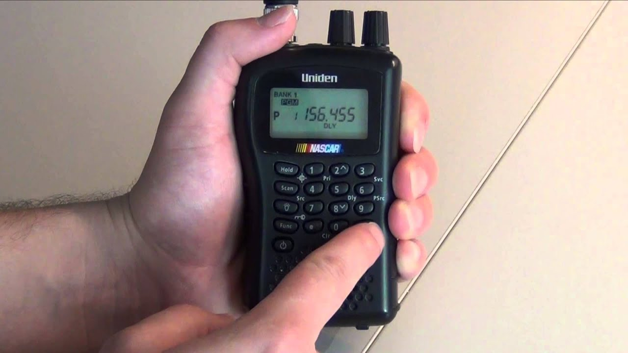 programming your bc92xlt youtube rh youtube com Uniden BC895XLT Uniden BCT15X