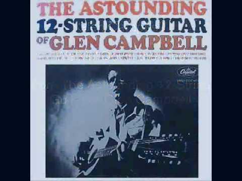 Glen Campbell - Walkin' Down the Line