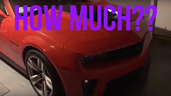 ZL1 Insurance Cost For A 21 Year Old