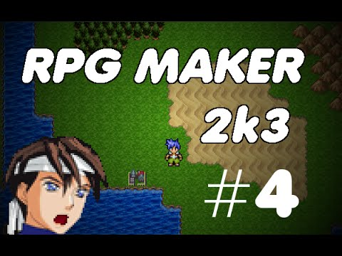RPG Maker 2003 Tutorial - Part 4: The Database and Player