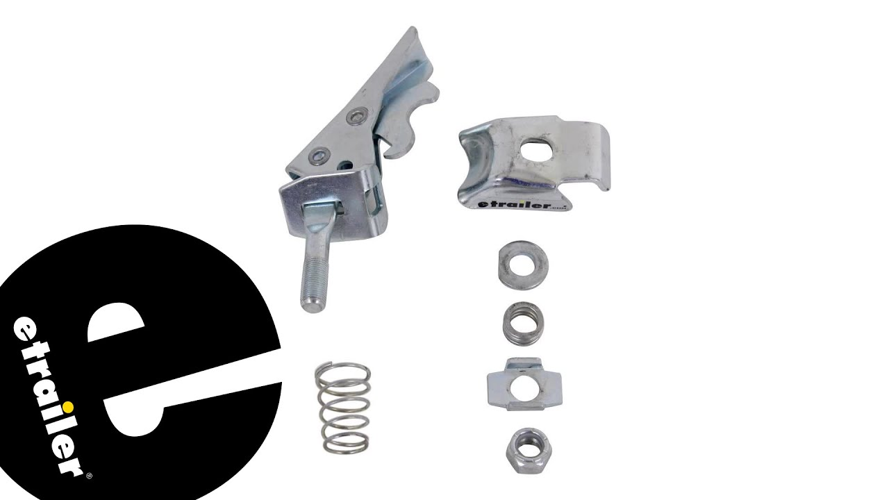 etrailer Repair Kit for Channel Tongue Couplers Review