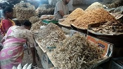 Dry Fish Market Kalyan | Dry Fish Market in Mumbai | Saqib Hunerkar Vlogs