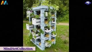 Creative Wood Garden Deco Ideas   Wood design garden
