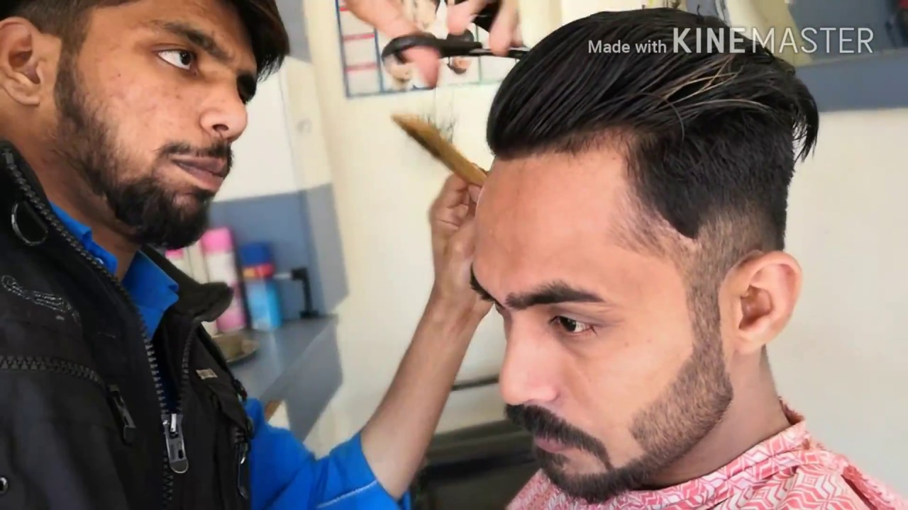 Best Hair Transformation Of 2019 New Cool Haircut For Men Hairstyle Fire Haircut New Look 2019 Mens