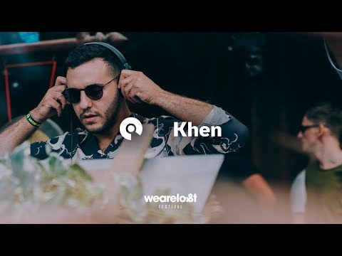 Khen @ We Are Lost Festival 2018 (BE-AT.TV)
