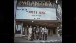 No Time - The Guess Who - Live 1972