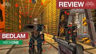 Review: Bedlam on Xbox One | Games From Books