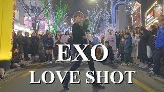 [KPOP IN PUBLIC] EXO(엑소) - Love Shot(러브샷) Cover Dance 커버댄스 4K [최소 엑소 안무가!!!]