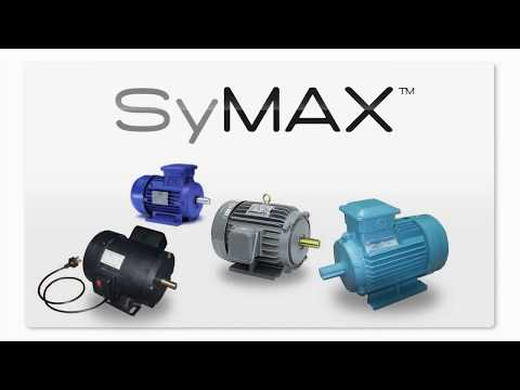 SyMax™ Ultra-Efficient Motors by Marathon® Motors