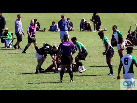 Wellington Secondary School 7s: Boys tries highlights