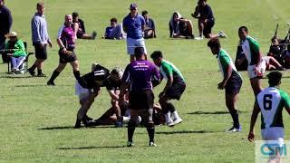 Wellington Secondary School 7s: Boys tries highlights