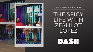 Dash Radio Presents: The Spicy Life With Guest Zeahlot Lopez, M.S. LMFT LPCC