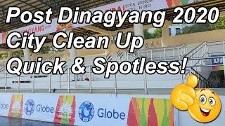 Iloilo City - Post Dinagyang 2020 - Quick Clean Up - 2K HD