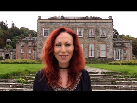 Irish Stately Home Visit and Afternoon Tea at Bantry House with Issie